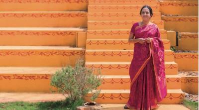 «Hay que cambiar medicación por meditación»: Bhanu Didi, la hermana menor de Sri Sri Ravi Shankar